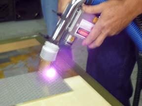 Laser cleaning 3