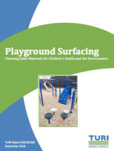 Playground surfacing