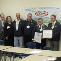 Columbia Manufacturing Recognition