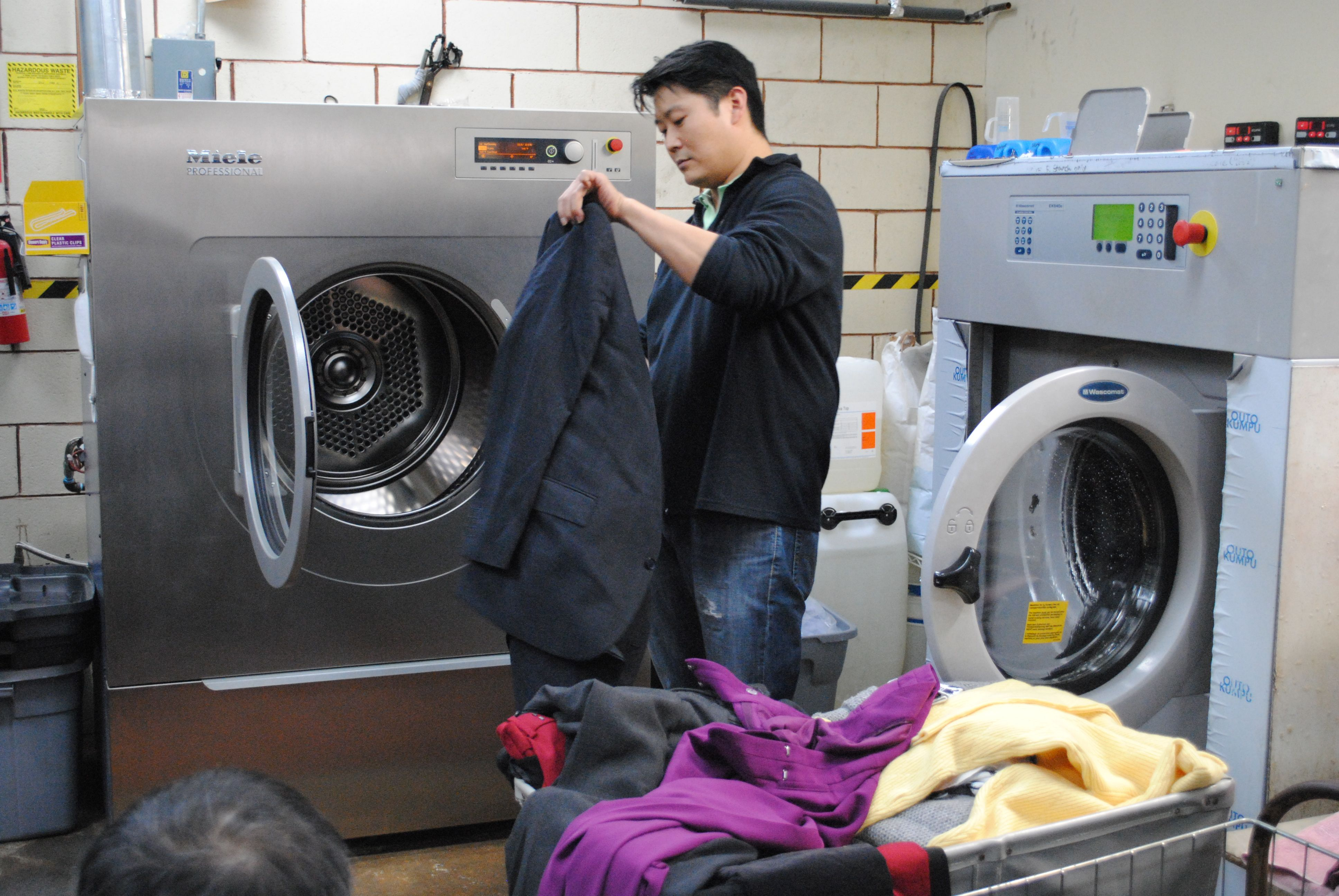 Us dry cleaning ipo