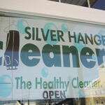 Silver Hanger Cleaners
