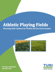 Athletic Playing Fields: Choosing Safer Options for Health and the Environment